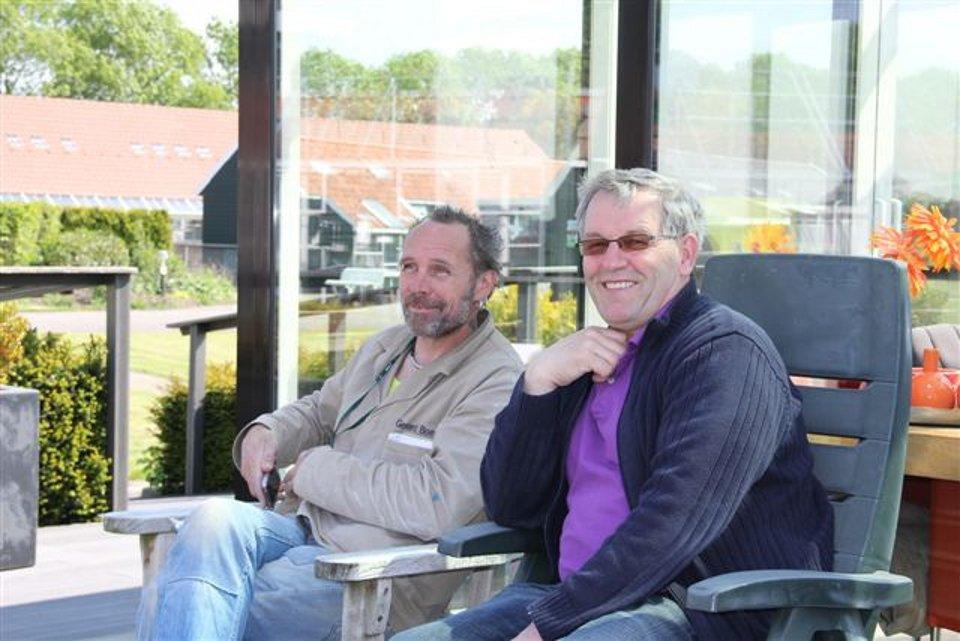 Gerard Boesveld and Ab Welgraven