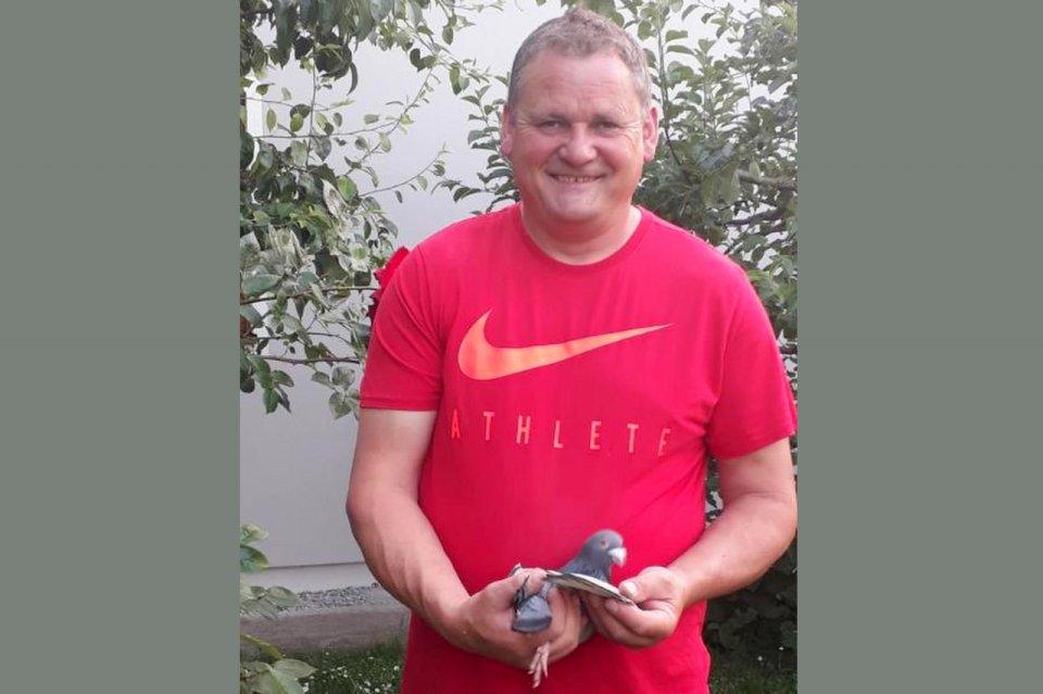 2nd Prova Minaya Fundo 620 km. against 175 pigeons