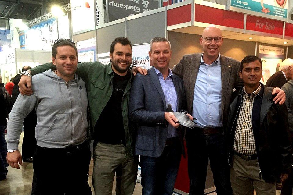 Petar Radolovic (Croatia), Rocco Toscani (Italy), Henk Jurriëns, Evert Jan and Mynuddin Ahamed (Bangladesh)