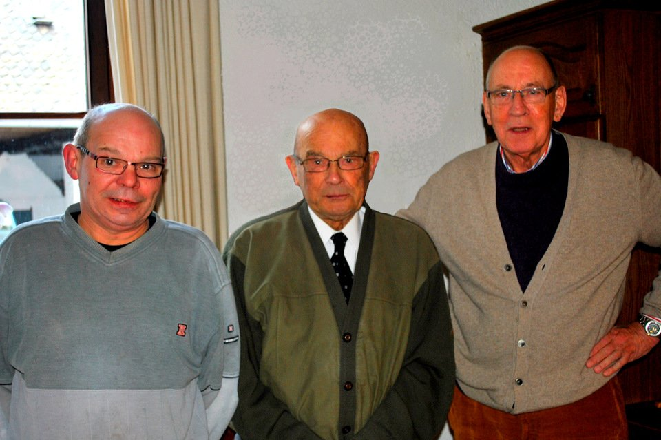 Rogier, Harry Wijnands and Hans Eijerkamp