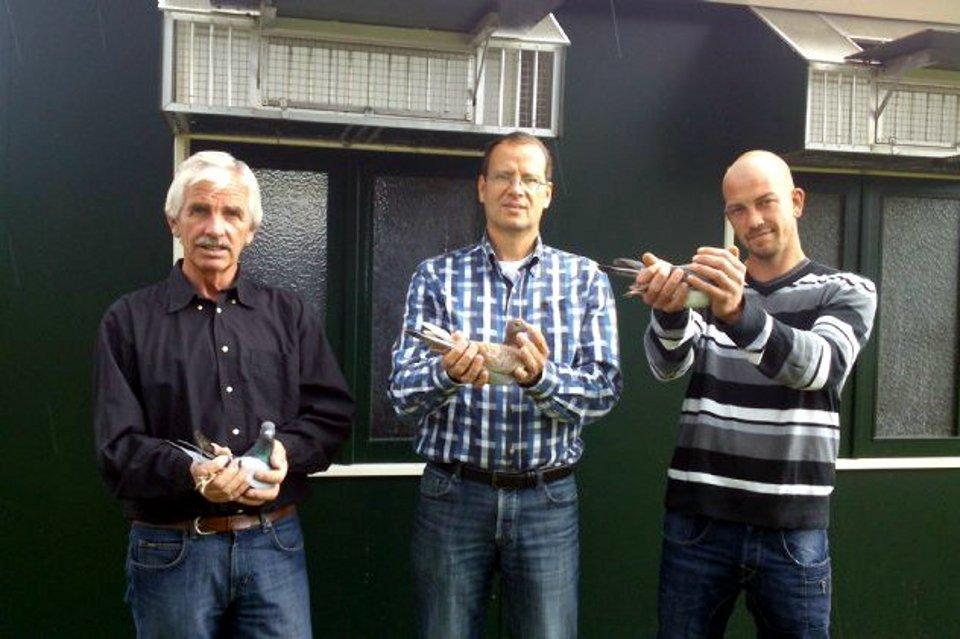 Stouwe van der - Douna Comb. , Donkerbroek
