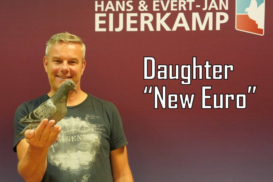 Week offer with daughter New Euro