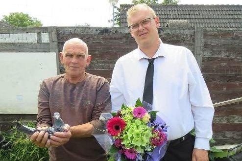 Zoetbrood and son, Apeldoorn