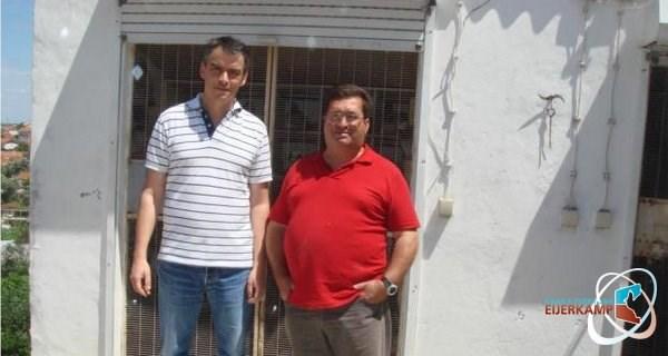 Carlos, Gabiel and Miguel, Coimbra