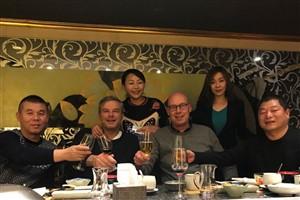 Dennis Veugelers wins Final race Pioneer International Racing Pigeon Club in Peking
