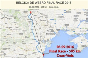 1. Black Sea One Loft Race 2016 H. and E.J. Eijerkamp