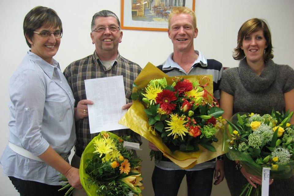 Boscheind Flyers, Van de Wiel, Andr� en Schreuder, Jan, Luijksgestel